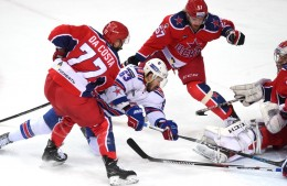 KHL: March 24, 2016 All The Day's Action To Enjoy