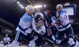 KHL: Sibir Storms Back