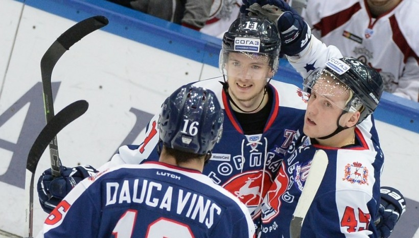 KHL: Convincing Win For Torpedo. January 30, 2016 Round-up