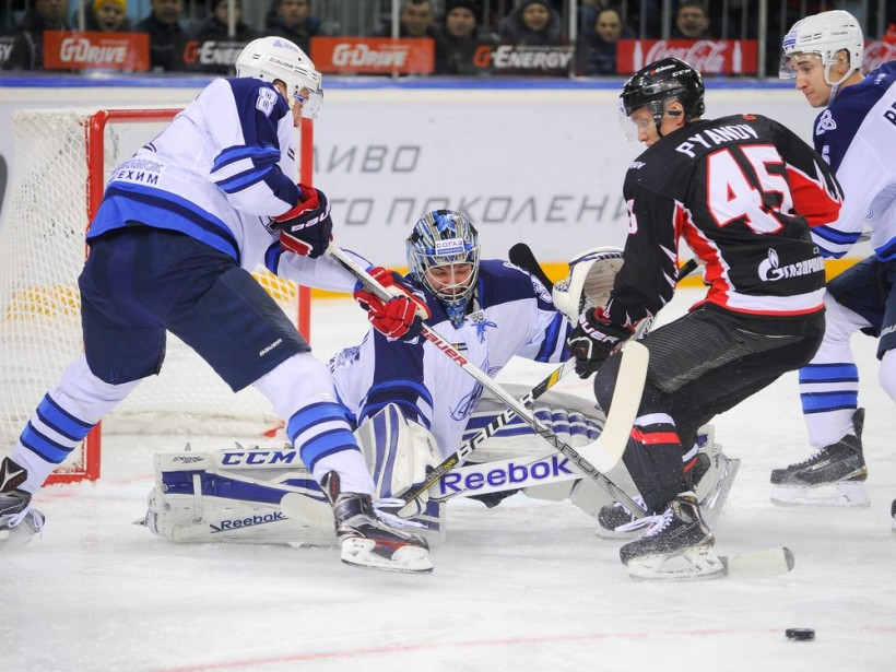 KHL: February 22, 2016 All The Day's Action To Enjoy