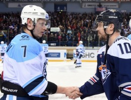 KHL: Magnitka Moves Into Conference Final