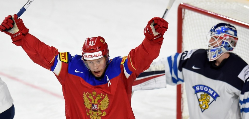 Worlds: Russia Takes Bronze With Win Over Finland