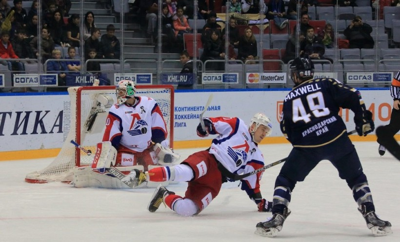 KHL: Loko Keeps Pace With The Leader. January 16, 2016 Round-up