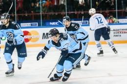 KHL: Sibir Steams Into Semi