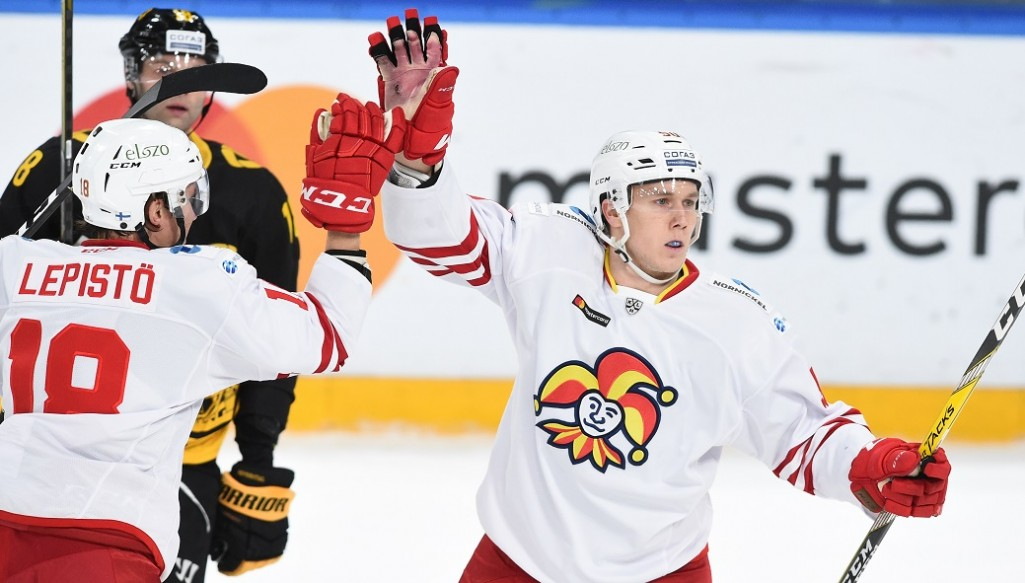 KHL: Jokerit Bounces Back, Minsk Wins In Sochi. November 6 Round-up