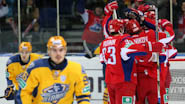 KHL: Loko Too Strong For Atlant. December 25 Round-up