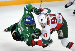 KHL: Green Derby Is Coming! Eastern Conference Play-off Round One Preview