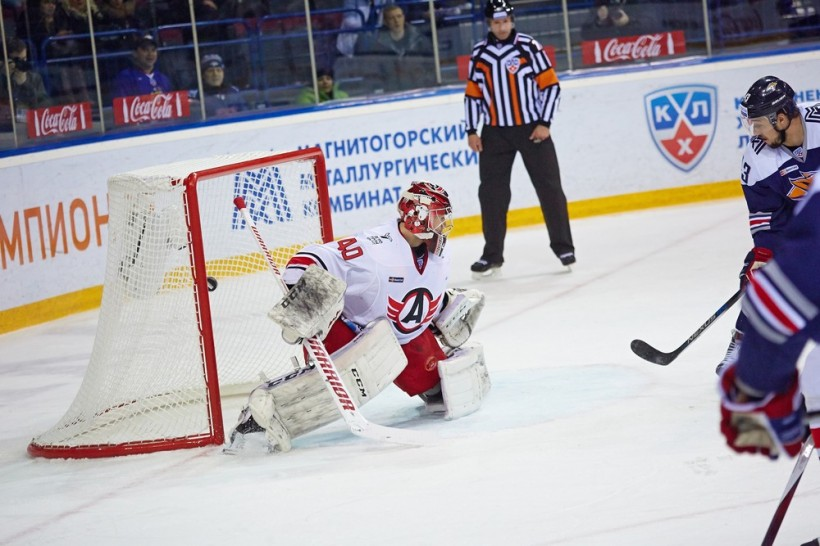 KHL: January 25, 2016 - All The Day's Action To Enjoy