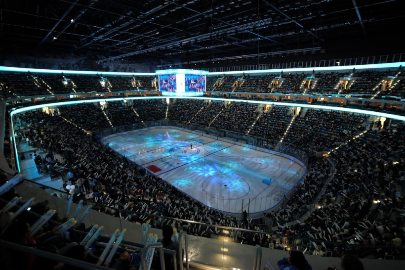 KHL: Goals, Shutouts, And Brand New Arenas... The Highlights Of 2015