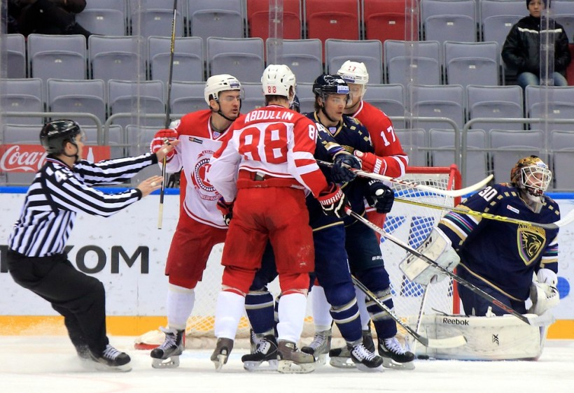 KHL: Sochi Edges Vityaz In A Thriller