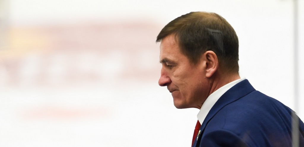 WJC: Valery Bragin - At The 2019 WJC, Russia Will Play More Aggressively