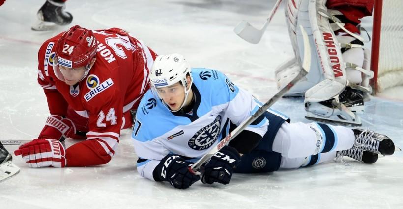 KHL: Sibir Back To Winning Ways. January 19, 2016 Round-up