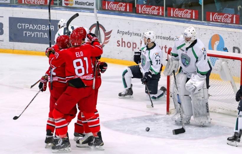 KHL: Avtomobilist Clinches Play-off Place. February 16 2016 Round-up