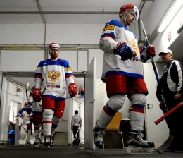 Worlds: Upbeat Russia Looks Forward To Quarter-finals