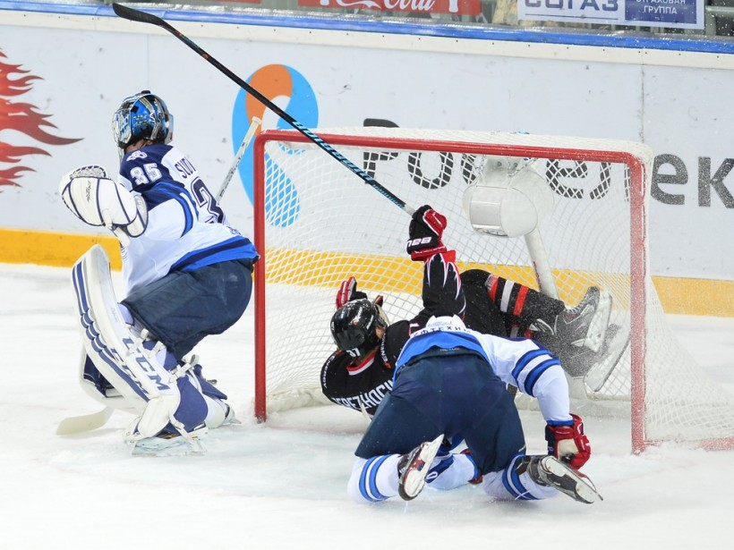 KHL: February 24, 2016 - All The Day's Action To Enjoy