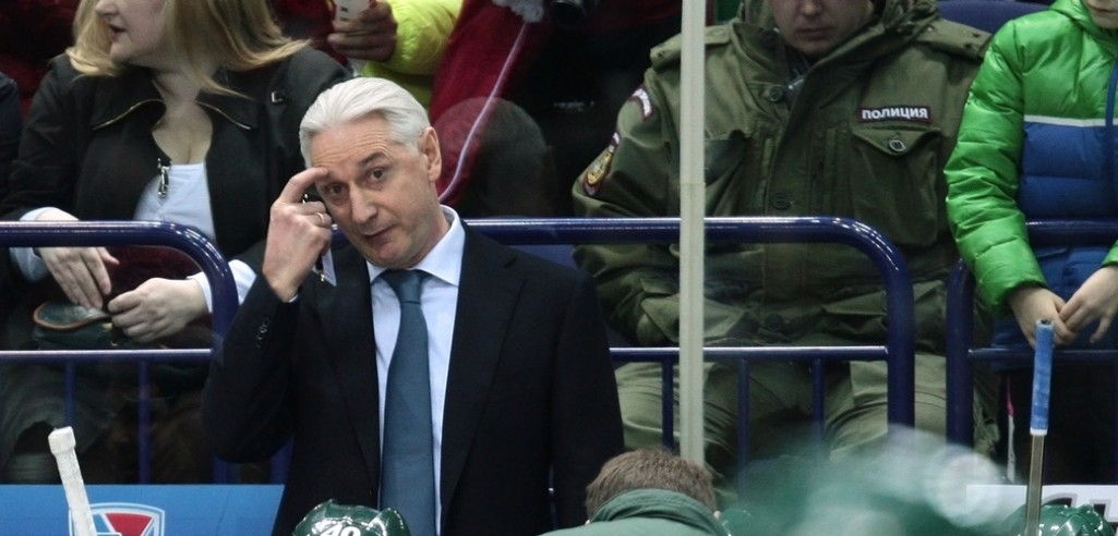 KHL: Demolition Derby In Tatarstan. January 31, 2017 Round-up