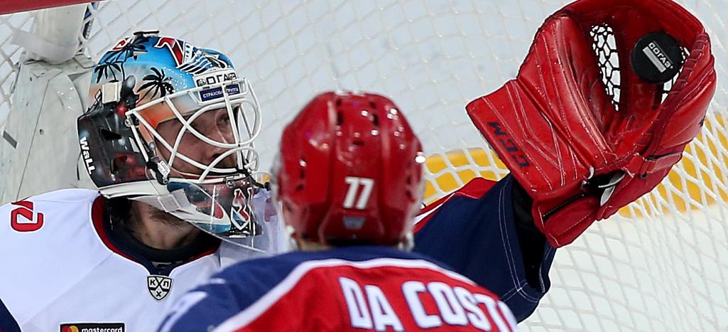 KHL: All Tied Up