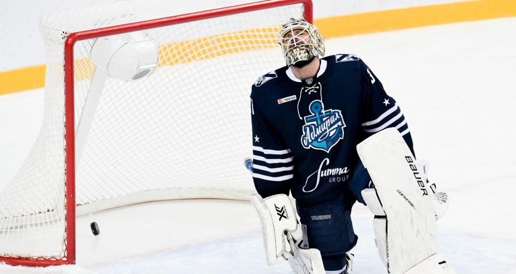 KHL: Loko's Big Win Leaves Admiral Looking Anxious. February 13, 2017 Round-up
