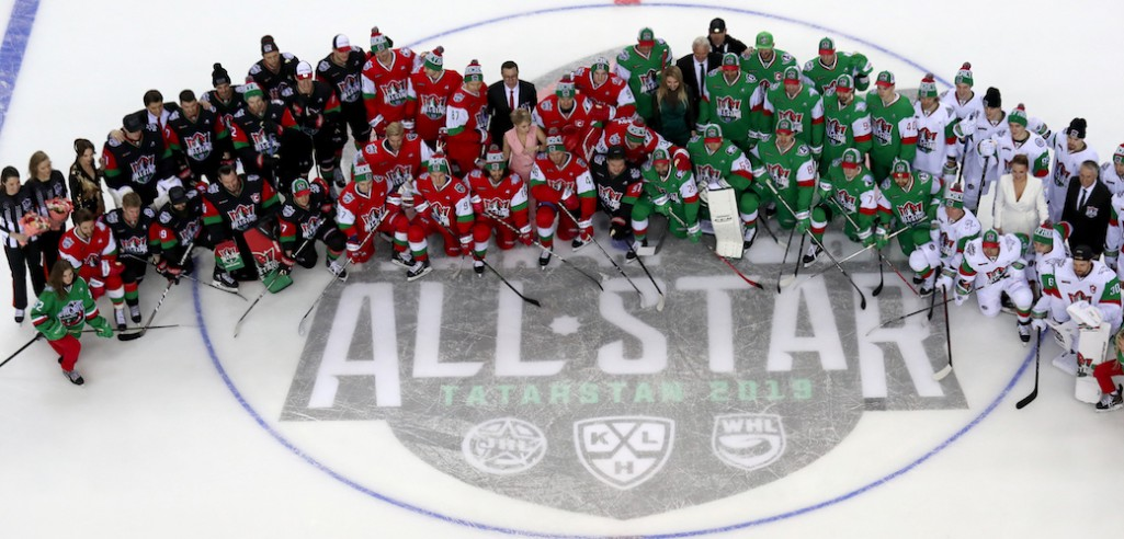 KHL: All-Star Game – Thrills And Spectacle At The Skill Show