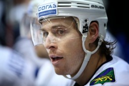 KHL: Booth Banned For 2 Games