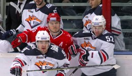 KHL: January 18, 2016 - All The Day's Action To Enjoy