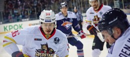KHL: Early Excitement, Late Drama – Day Two Of The Playoffs