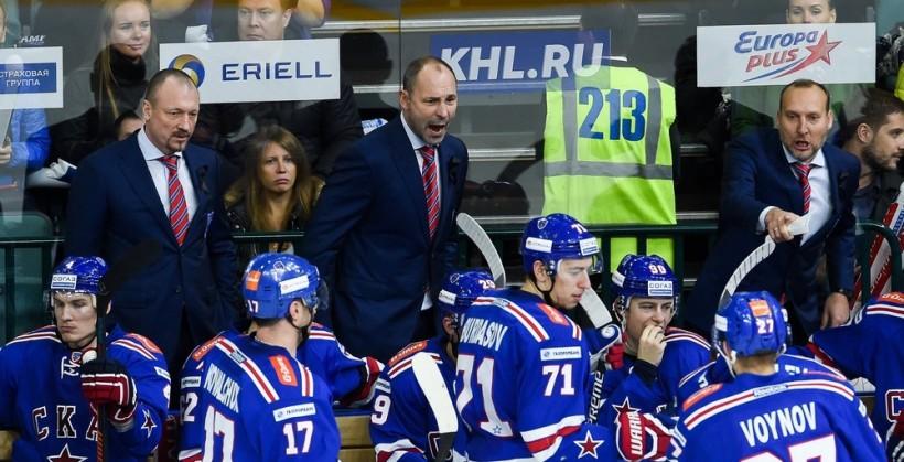 KHL: November 10, 2015 Round-up