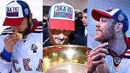 KHL: Players Of The Gagarin Cup Final - Koskinen, Belov & Kovalchuk