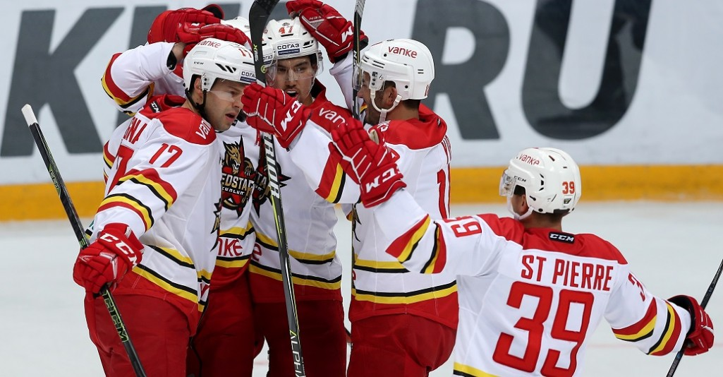 KHL: Sequence Busters! October 16 Round-up
