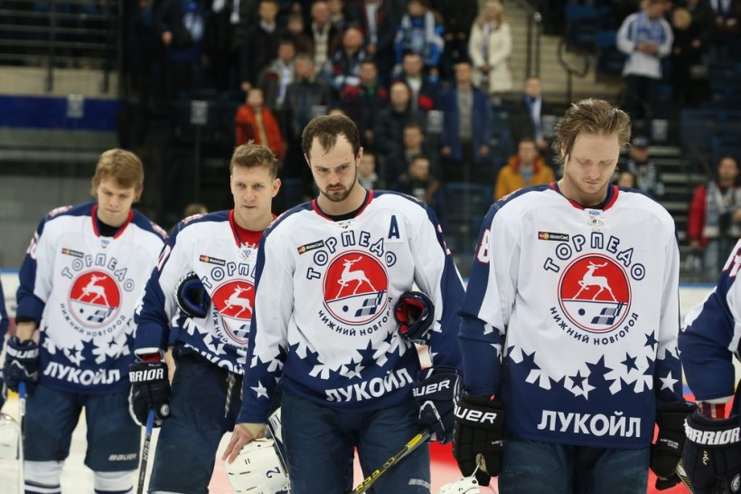 KHL: Torpedo Pays The Penalty In Finland