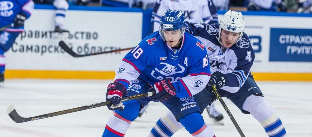 KHL: Brule's Hat-trick Fires Neftekhimik To Victory. November 16, 2016 Round-up