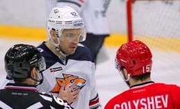 KHL: Six-shooting Magnitka Smashes Avto