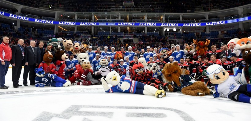 KHL: Records Tumble In All-Star Game