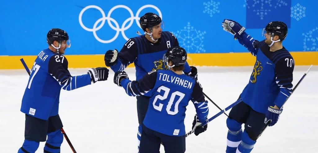 Pyeongchang: Tolvanen's Triumphant Start