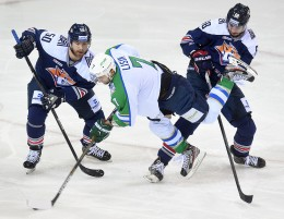 KHL: March 31, 2016 - All The Day's Action To Enjoy