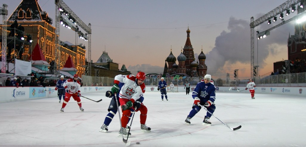 KHL: An Epic Journey From Red Square To Ufa. Magic Moments From The All-Star Gam