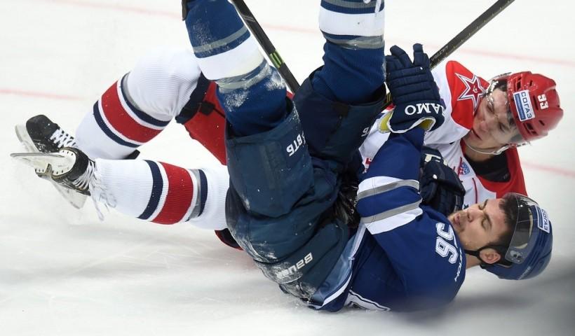 KHL: Derby Revenge For CSKA. January 20, 2016 Round-up