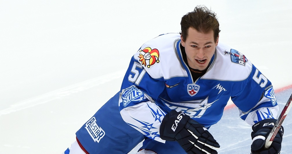 KHL: Transfer News - Kozun Joins SKA
