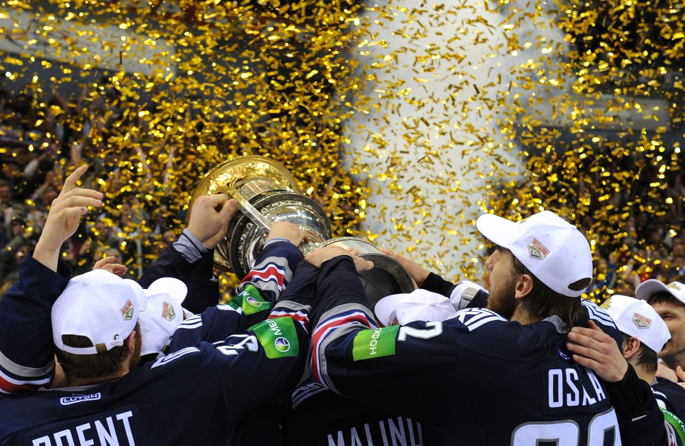 KHL: Mozyakin, Semin And Big-game Know-how – The Keys To Metallurg's Gagarin Cup Prospects