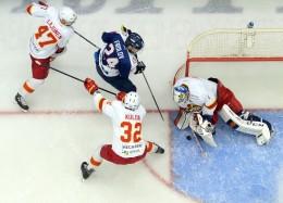 KHL: Alyayev, Proskuryakov Hand Torpedo Victory