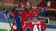 KHL: CSKA On Cloud Nine. December 3 Round-up