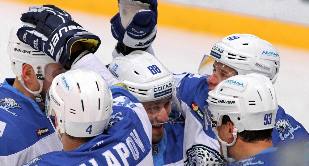KHL: Advantage Barys In Playoff Scrap. December 7, 2016 Round-up