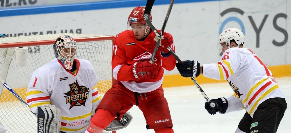 KHL: More History For Kunlun. Oktober 1 Round-up