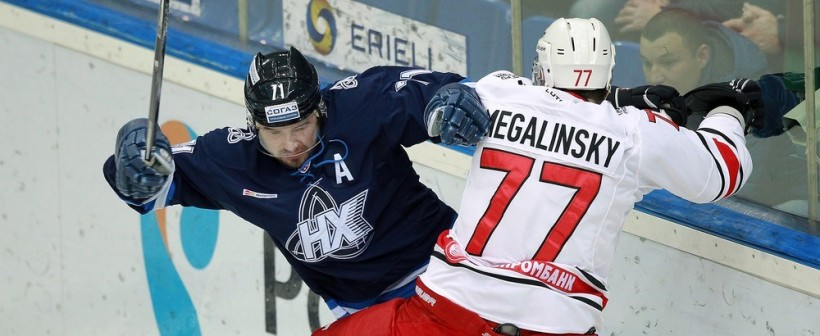 KHL: Eastern Play-off Race Going Down To The Wire. February 1, 2016 Round-up
