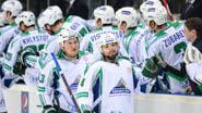 KHL: Koltsov's Huge Milestone