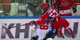 KHL: Panin Banned For 2 Games