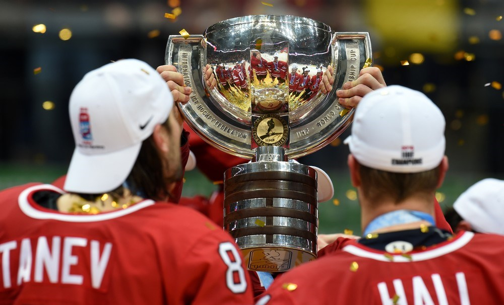 Worlds: Repeat Gold For Canada, 18-year-old Finn Patrik Laine Gets MVP