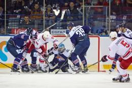 KHL: Magnitka Battles Back