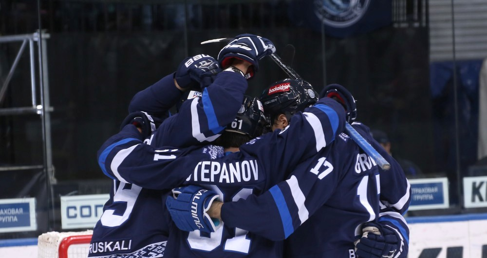 KHL: Doubles Deliver Dinamo All Three Points. December 11, 2016 Round-up