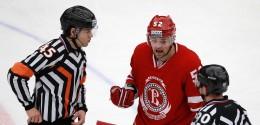 KHL: Golovkov Banned For 1 Game